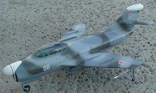 # mp105            Mig K-1 (experimental Mig-9L) 1