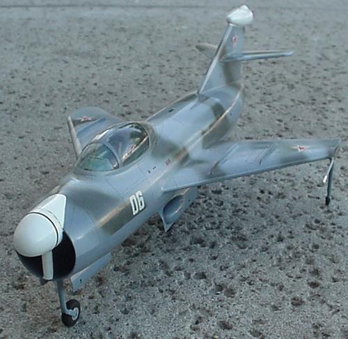 # mp105            Mig K-1 (experimental Mig-9L) 2