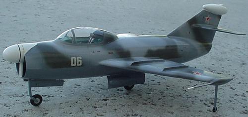 # mp105            Mig K-1 (experimental Mig-9L) 4