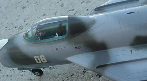 # mp105            Mig K-1 (experimental Mig-9L) 5