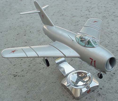 # mp110            Mig-17 Mikoyan presentation model 1