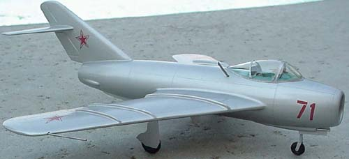 # mp110            Mig-17 Mikoyan presentation model 2