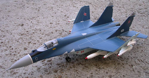# mp097            Mig-29K Korabelniy (ship based) 3