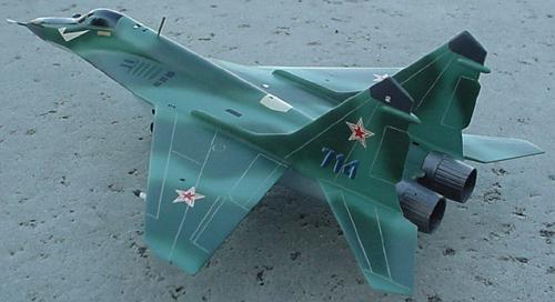 # mp122            Mikoyan Mig-29 3