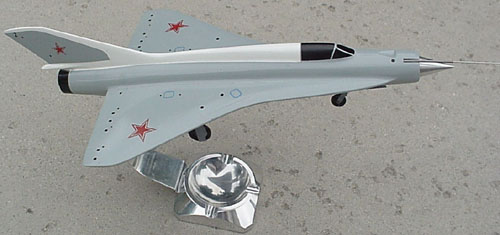 # mp117            Mig-211 `Analog` experimental aircraft model 2