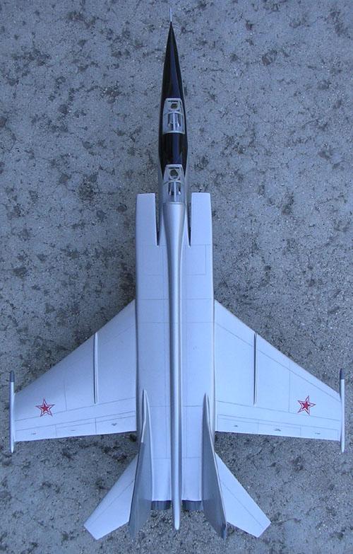 # mp119a            Mig-25PU/Ye-133 3