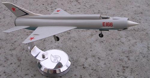 # mp112b            Ye-152M (Ye-166) experimental aircraft. 1