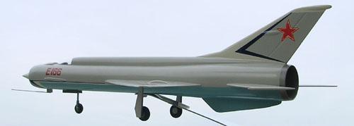 # mp112b            Ye-152M (Ye-166) experimental aircraft. 3