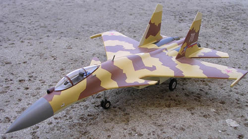 # sp208            Su-37 Super Flanker 2