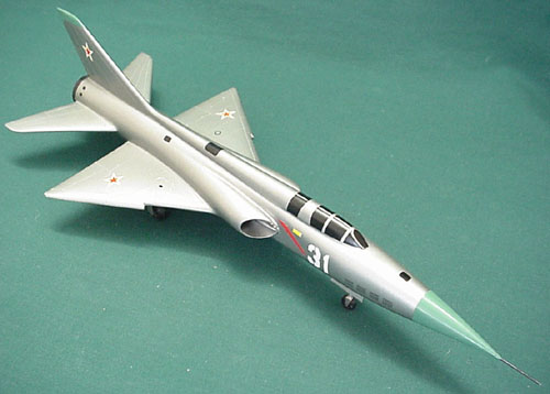 # sp250            P-1 Sukhoi experimental fighter 1