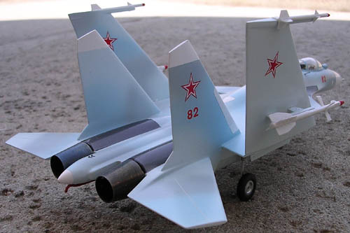 # sp209            Su-27K Naval ship based fighter 4