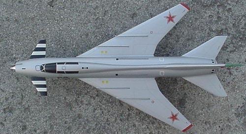 # sp160            Sukhoi-100LDU experimental Su-7 1