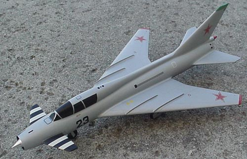 # sp160            Sukhoi-100LDU experimental Su-7 3
