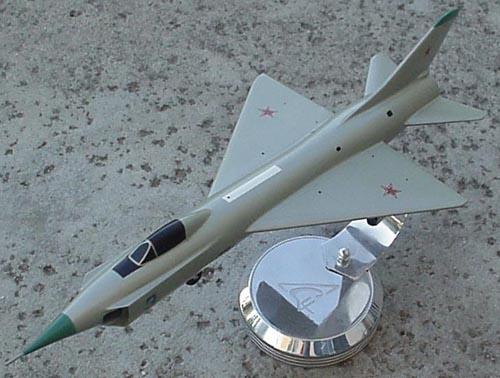 # sp165            Sukhoi T-49 experimental fighter 2