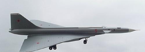 # sp299            T-4 Sukhoi `100` experimental bomber 1