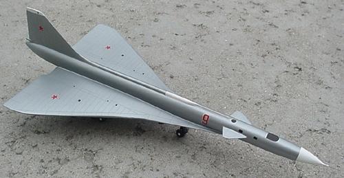 # sp299            T-4 Sukhoi `100` experimental bomber 2