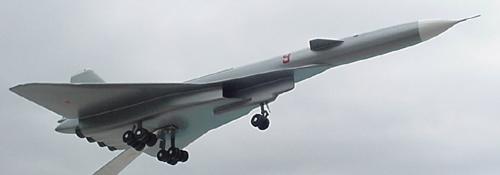 # sp299            T-4 Sukhoi `100` experimental bomber 5
