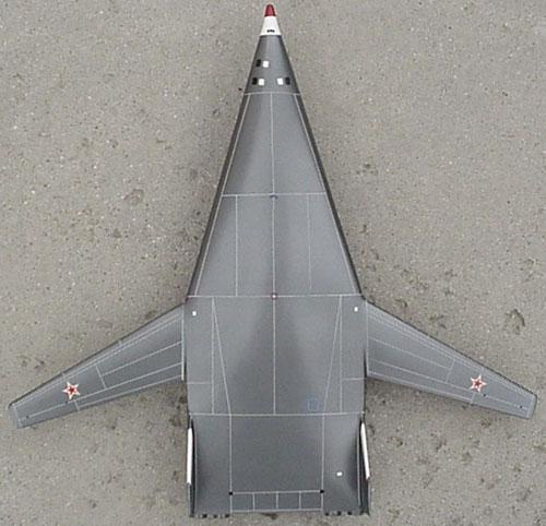 # sp301            T-4MS startegic Sukhoi X-bomber project 5