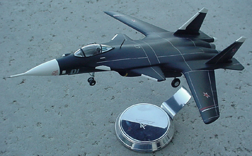# sp202            S-37  BERKUT Sukhoi model 1