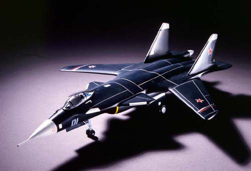 # sp202            S-37  BERKUT Sukhoi model 2