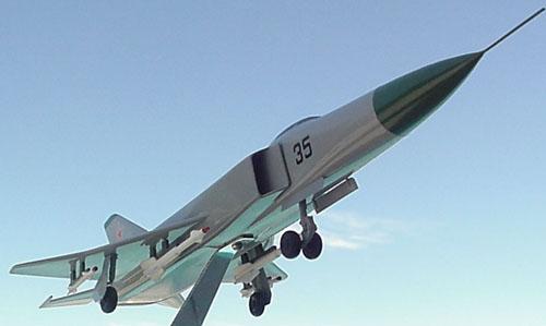 # sp170            Su-15 Sukhoi T-58 interceptor 2