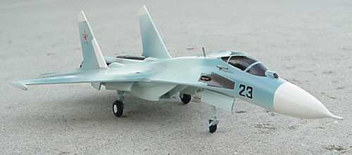 # sp203            Su-27 Sukhoi factory model for IAF 2