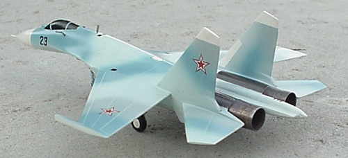 # sp203            Su-27 Sukhoi factory model for IAF 3