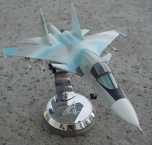 # sp205            Su-32FN/Su-34 Sukhoi factory model 1