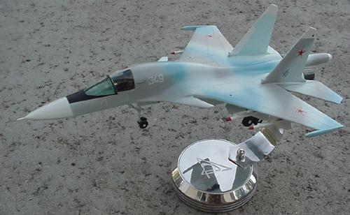 # sp205            Su-32FN/Su-34 Sukhoi factory model 2