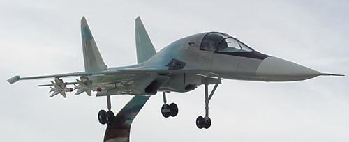 # sp205            Su-32FN/Su-34 Sukhoi factory model 4