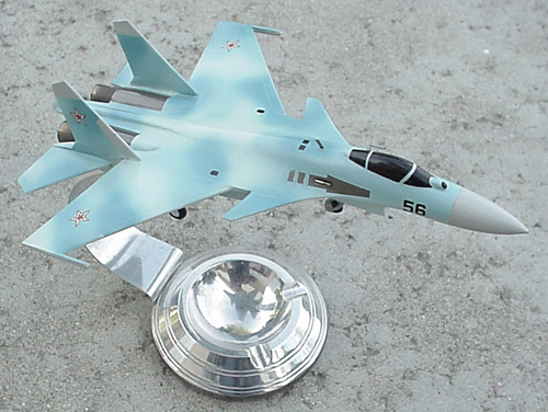 # sp204            Su-27K carrier based aircraft model 1