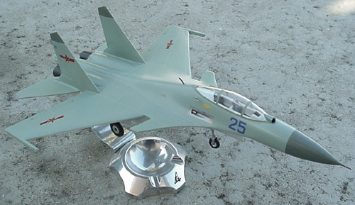 # sp207            SU-30 MKI Chinese Air Forces Sukhoi model 2