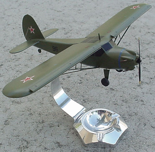 # yp120            Yak-12 Creek Yakovlev model 2
