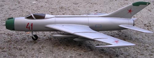 # yp150            Yak-140 Yakovlev fighter prototype model 2