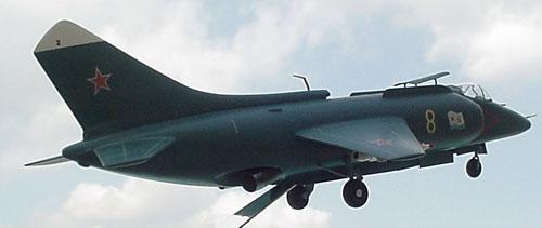 # yp159            Yak-38 Naval VTOL fighter 3
