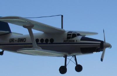 # zhopa019 Antonov AN-3 4