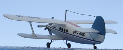 # zhopa019 Antonov AN-3 5