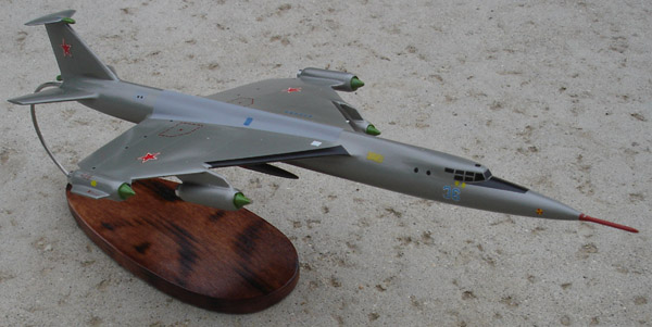 # myp094a M-52K supersonic bomber project 2