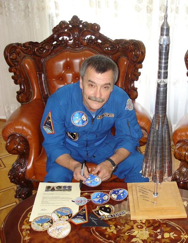 # spp087 Soyuz TMA-9 2
