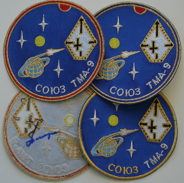 # spp087 Soyuz TMA-9 1