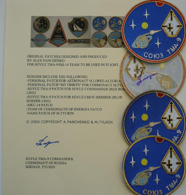 # spp087 Soyuz TMA-9 3