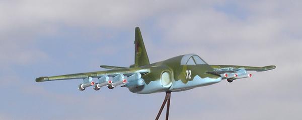 # zhopa032 Su-25 Shturmovik 5