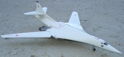 # zhopa022 Tupolev Tu-160 Blackjack bomber 1
