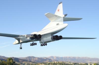 # zhopa022 Tupolev Tu-160 Blackjack bomber 3