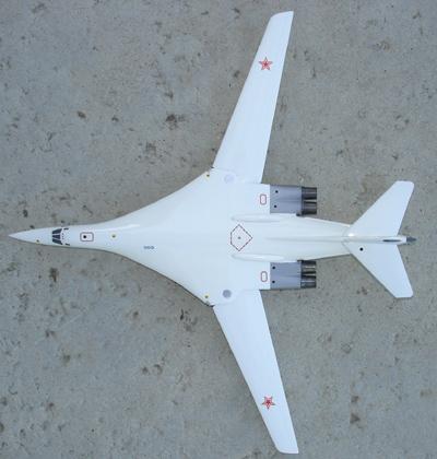 # zhopa022 Tupolev Tu-160 Blackjack bomber 5