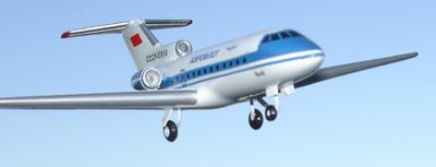 # zhopa025 Yak-40 Aeroflot 1