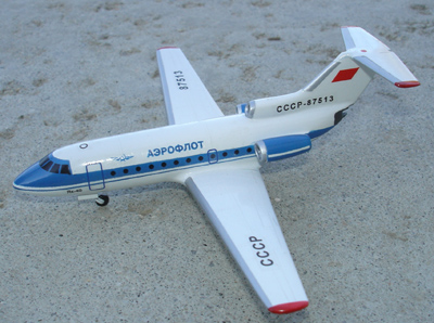# zhopa025 Yak-40 Aeroflot 2