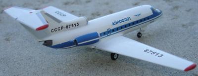 # zhopa025 Yak-40 Aeroflot 4