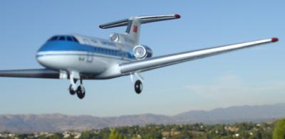 # zhopa025 Yak-40 Aeroflot 5