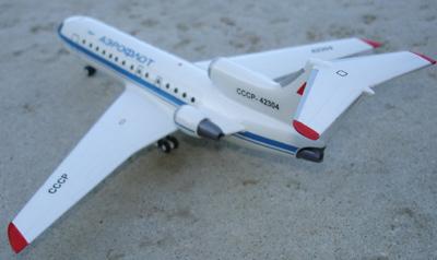 # zhopa025a Yak-42 Aeroflot 2